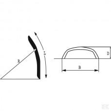 BLATNIK PVC R-650x350 L-1090
