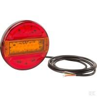 SVETILKA STOP OKROGLA LED 12-24V IP68