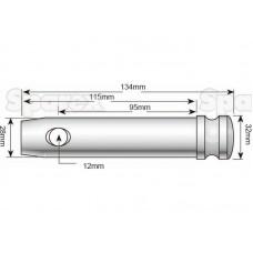 KLIN PRIKLOPA FI 28x134mm