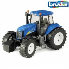 TRAKTOR NEW HOLLAND T7.315 BRUDER
