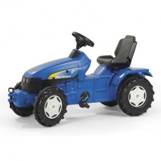 TRAKTOR NEW HOLLAND TD5050 ROLLY TOYS