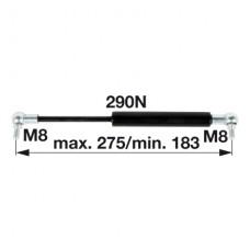 AMORTIZER VRAT MF 390, CASE