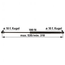 AMORTIZER KABINE L-530 180N SLH