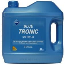 OLJE MOTORNO ARAL BLUE TRONIC 10W40 4L