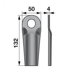 NOŽ KOSILNICE JF STOLL FI=20,5x22,5mm