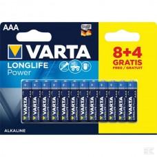 BATERIJA  AAA 1,5V LR03 (12x) - VARTA