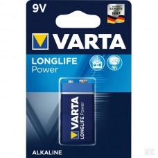 BATERIJA 9V 6LR61 - VARTA