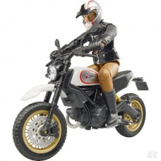 MOTORIST + MOTOR DUCATI DESERT BRUDER