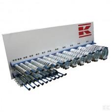 VIJAK KONICE LEMEŽA RABE M12x35
