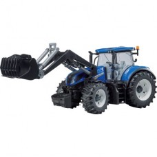 TRAKTOR NEW HOLLAND T7.315 Z NAKLADALCEM