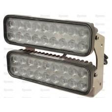ŽAROMET DELOVNI LED 7200Lm 108W 9-32V