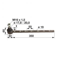 KONČNIK VOLANA NA DROGU OS=19mm K=18