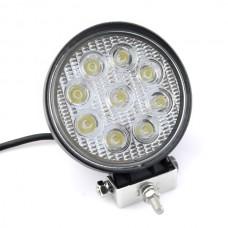 ŽAROMET LED OKROGLA 1800lm, fi=96, IP68