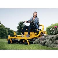 Razmišljate o nakupu vrtnega traktorja? Rezervni deli niso težava!